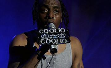 Концерт Coolio на Summer Sound Griboffka
