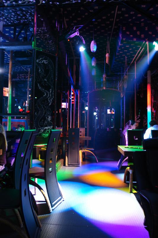 Суши бар ночной клуб инструкция охраны в ночном клубе