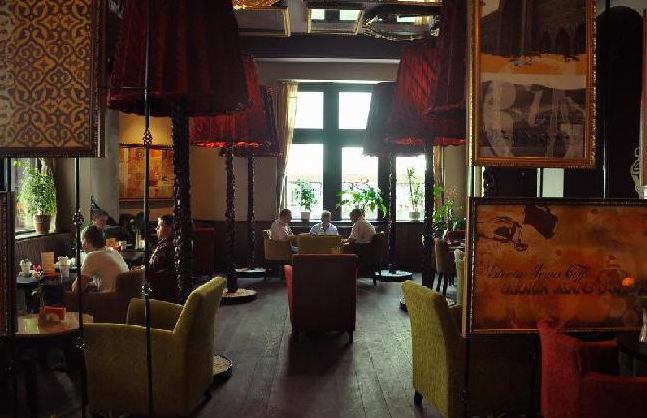 Глория Джинс (Gloria Jean's) ресторан, Львов - Отзывы ...: http://topclub.ua/lvov/restaurant/gloriya-dzhins.html