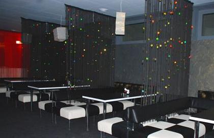 африканский ночной клуб