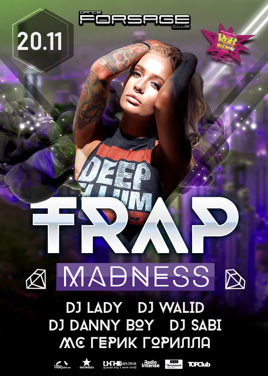 RnB BooM. Trap Madness