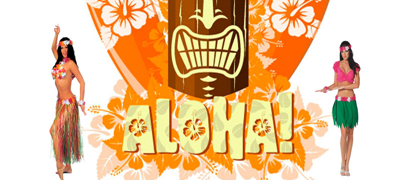ALOHA HAWAII NIGHT