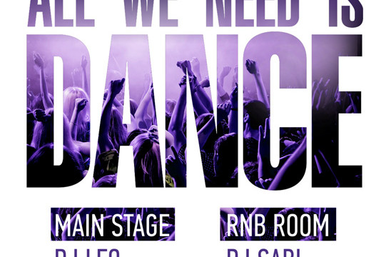 All we need is dance