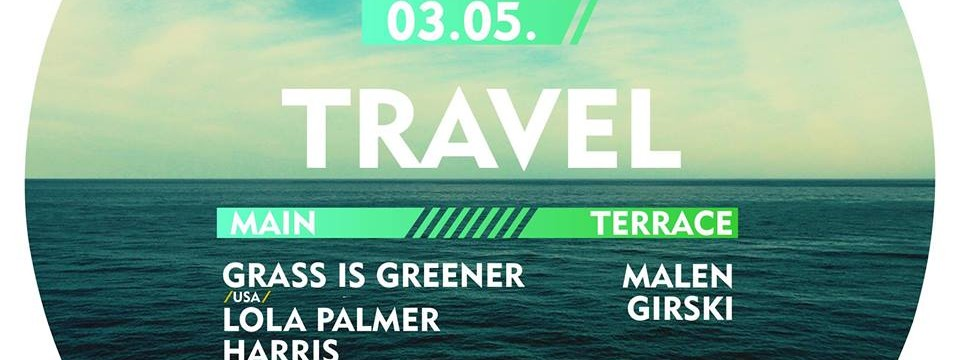 TRAVEL: Grass Is Greener (USA), Lola Palmer, Harris
