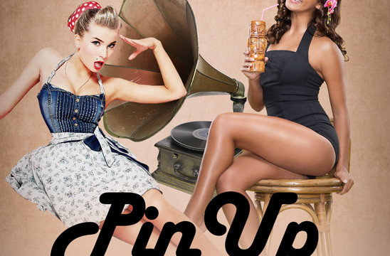 СупердискотЭка. Pin Up Ladies