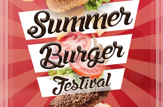 Vip Hall: Summer Burger Festival