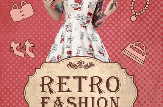 Vip hall: Retro Fashion