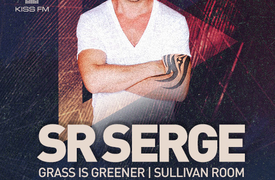 Sr Serge of Grass is Greener