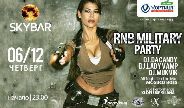 RnB Military party