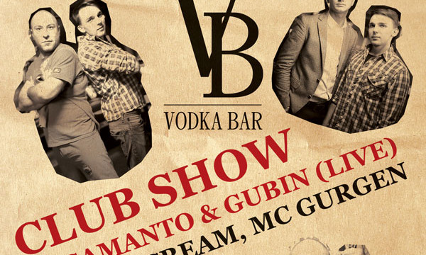 «Vodka Bar» club show