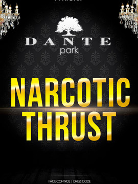NARCOTIC THRUST LIVE
