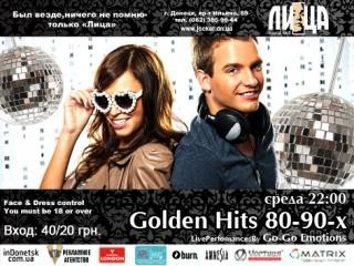Golden Hits 80-90's