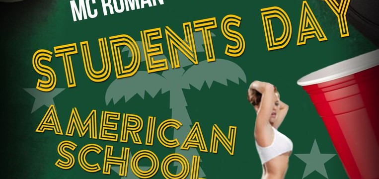 Students Day: American School DJ aggy
