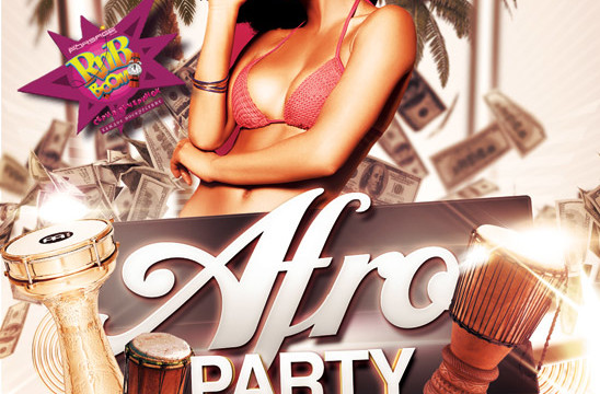 RnBBooM. AfroParty