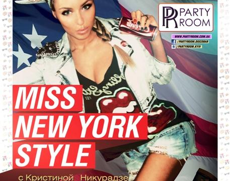 Miss New York Style