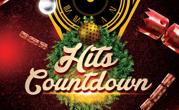 2016. The Hits Countdown!