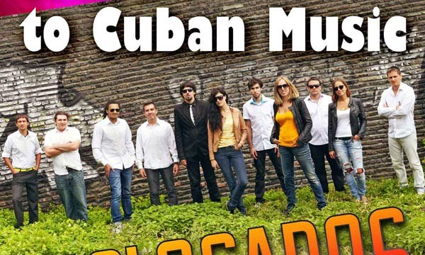 Dislocados - tribute to Cuban Music