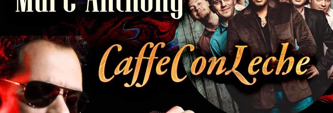 Cafe con Leche - Best of Marc Anthony