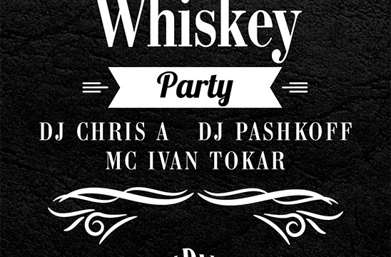 Vip Hall: Whiskey party