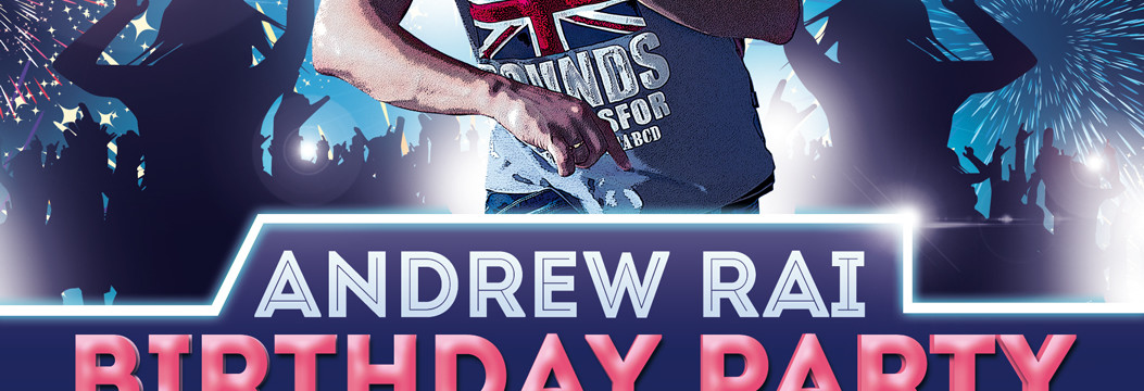 Andrew Rai Birthday Party