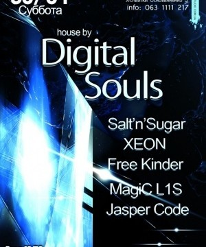 Digital Souls