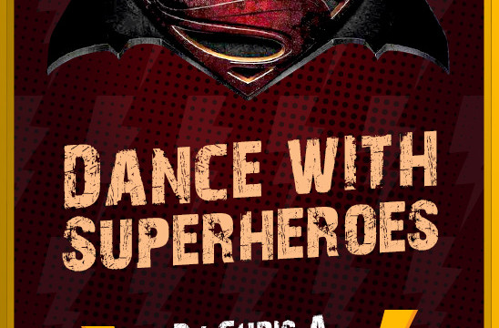 Vip Hall: Dance with Superheroes