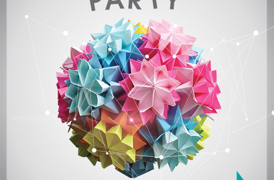 Vip Hall: Origami party