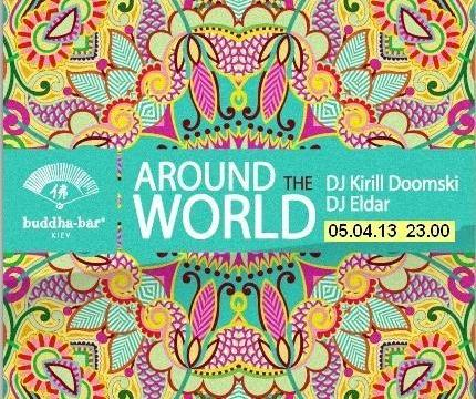 Around the world party in Buddha-bar Kiev!