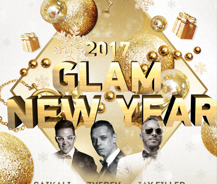 Glam New Year Party!