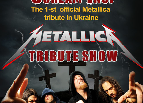 Big Metallica Tribute Show