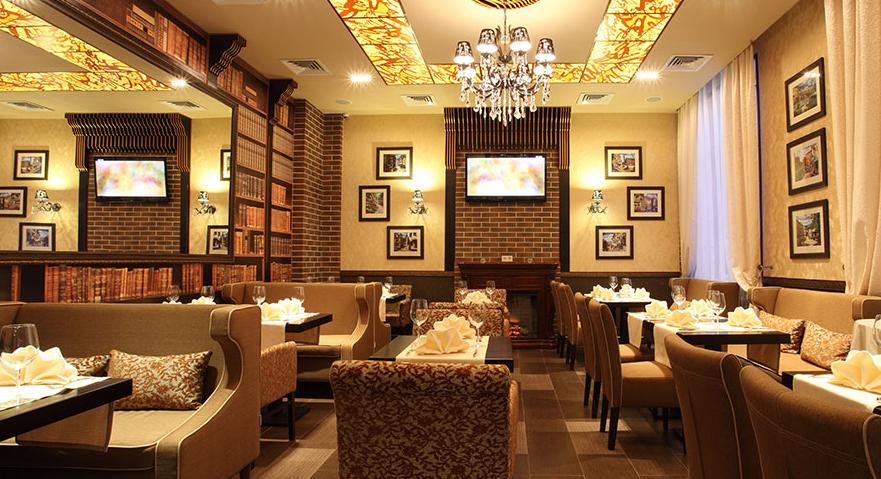 Ресторан Фламбер