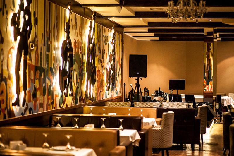 Ресторан барбекю в киеве электрокамин andong adl-2000m-u