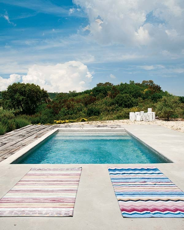 5 необычно красивых бассейнов
