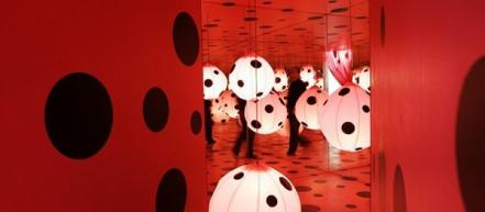 Louis Vuitton и Yayoi Kusama