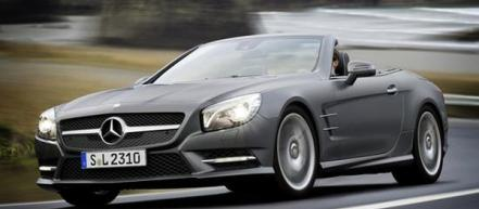 Родстер 2013 Mercedes-Benz SL