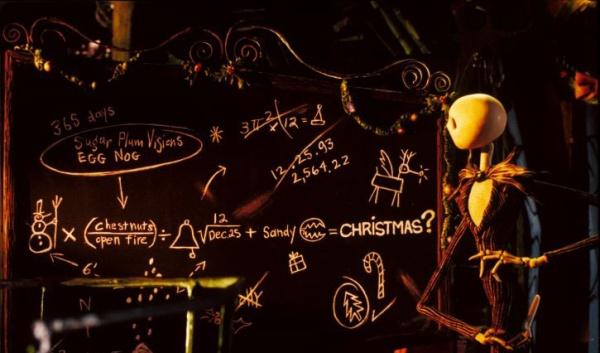 Ночь перед Рождеством от Тима Бартона