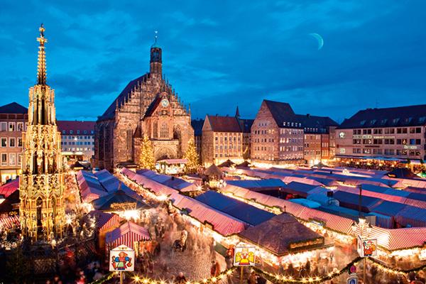 5 главных рождественских ярмарок в Европе