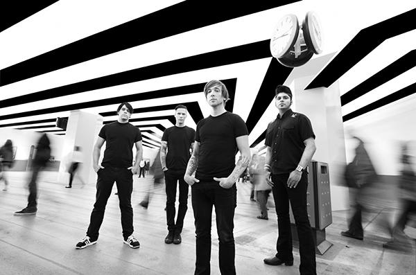 Billy Talent взорвут Киев