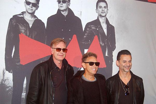 Depeche mode для стриптиза
