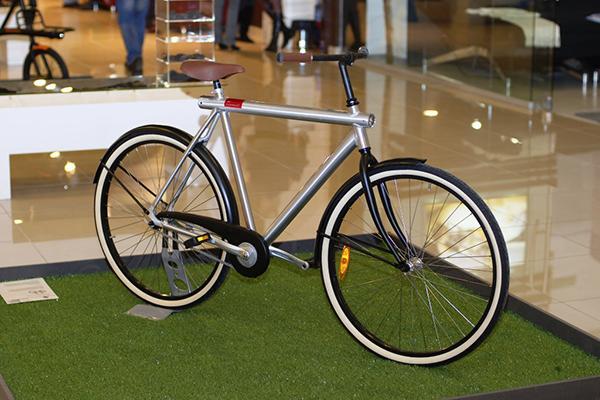 Велосипед необычного дизайна