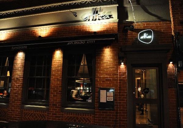 Attica restaurant, Australia
