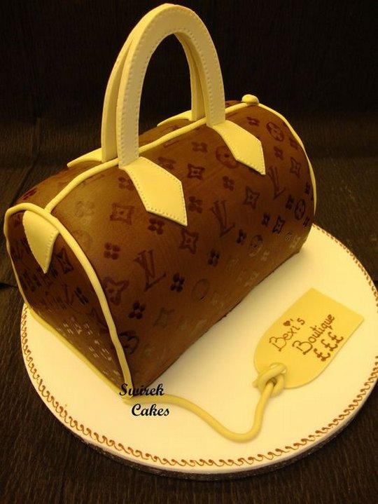 ТОП-7 дизайнерских тортов