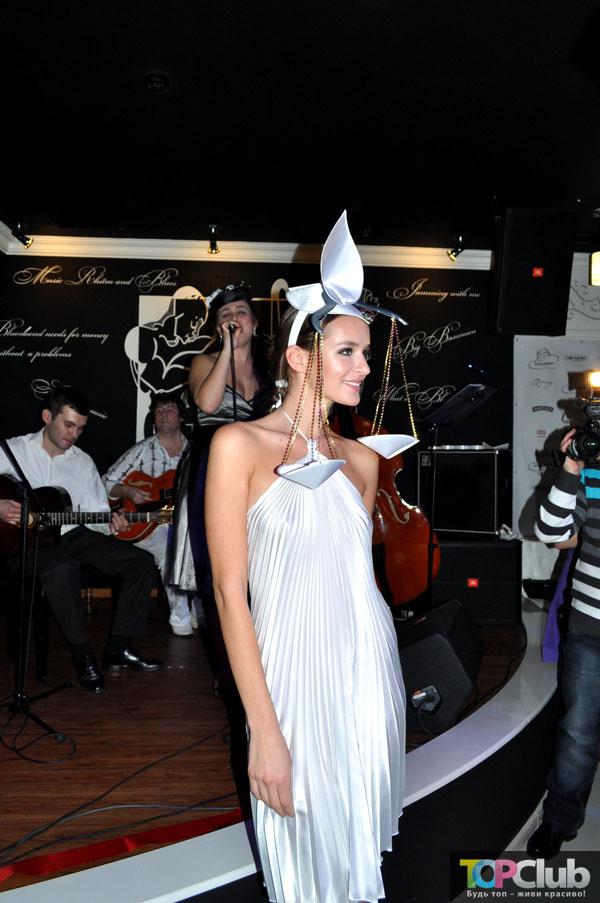 Открытие арт-ресторана «Шляпа» в Киеве