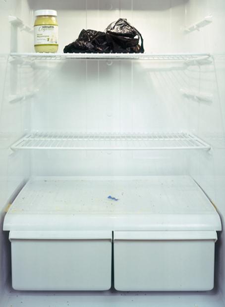 Холодильник — зеркало души?