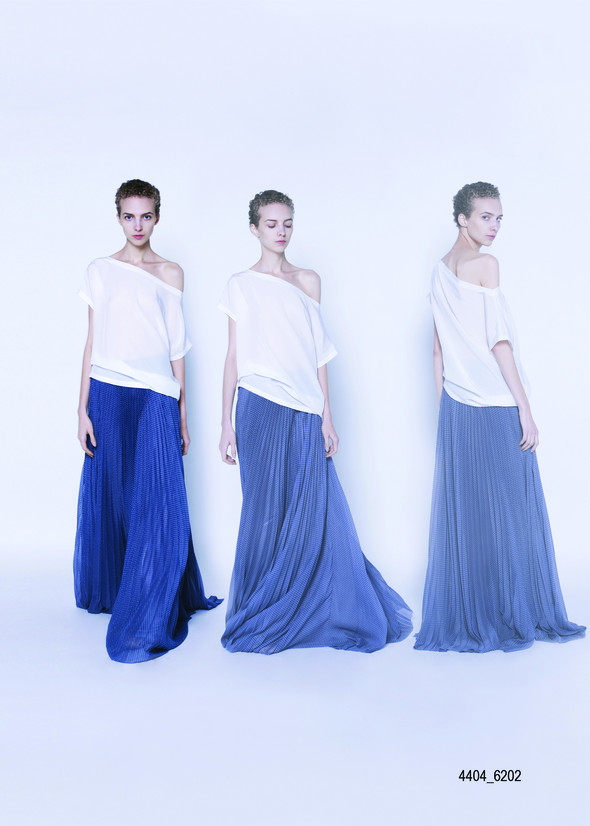 Look book Poustovit SS 2012