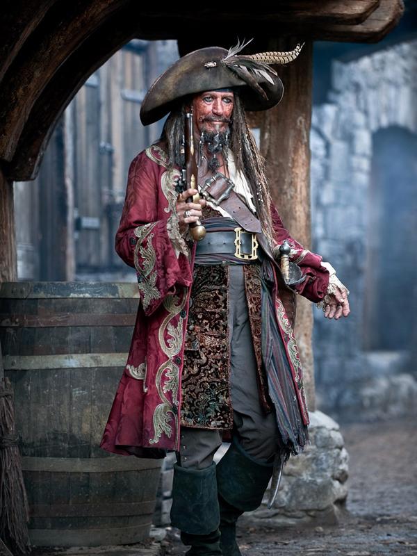 На фильм пираты карибского моря