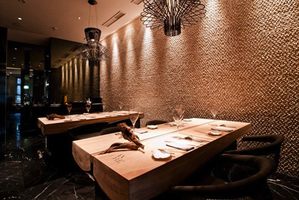 Restaurant Andre, Singapore