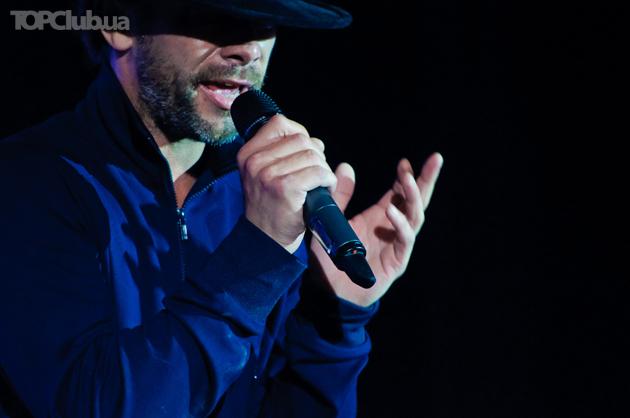 Концерт Jamiroquai в Киеве, отчет