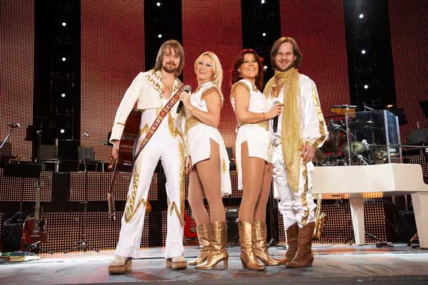 ABBA The Show: они поют не хуже оригинала
