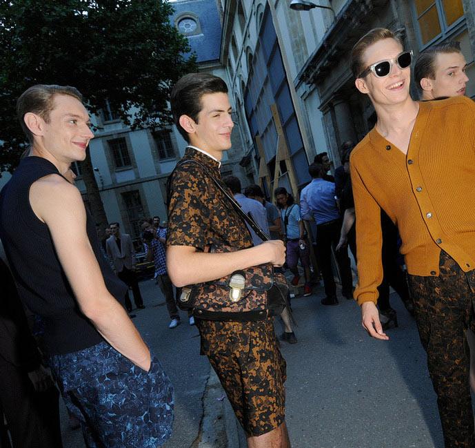 Топ-5 бекстейджей с Парижской недели моды
